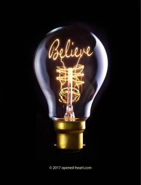 Believe Bulb