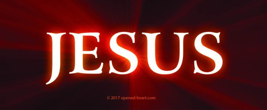 Jesus-Glory