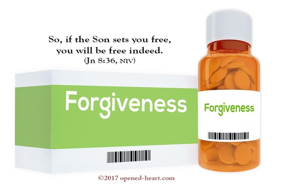 Forgiveness Medicine