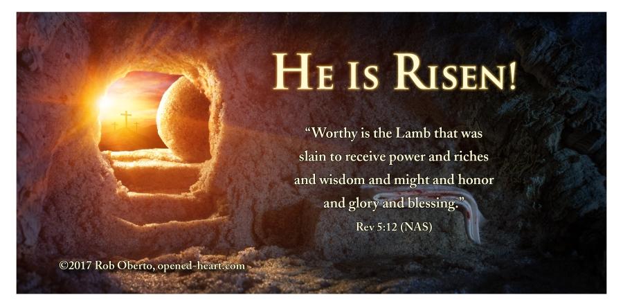 He is Risen_Max_150