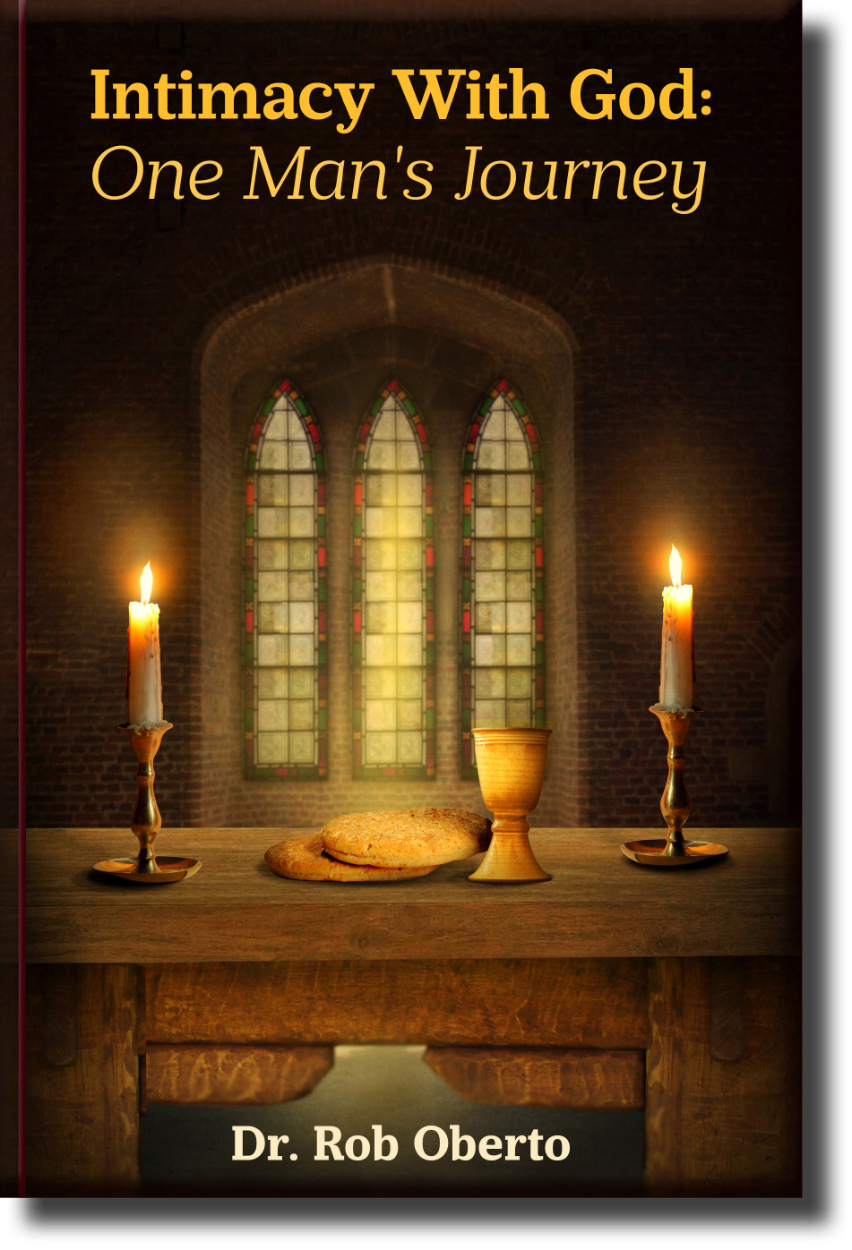 Intimacy With God book image